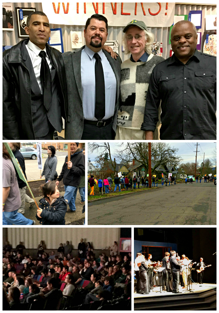 springfield mlk 2016 Collage